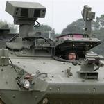 International demand driving General Dynamics' combat vehicle sales
