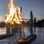 Redmoon Theater rolling in dough to produce its Great Chicago Fire Festival