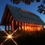 My Favorite Building: Marjorie Powell Allen Chapel at Powell Gardens