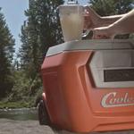 It's a cooler. It's a blender. It's a party in a box