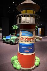 See inside: Orlando Science Center's Adventures with Clifford The Big Red Dog