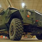 Lockheed named one of three finalists for Humvee replacement