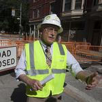 Here's when you'll get a break from downtown streetcar construction
