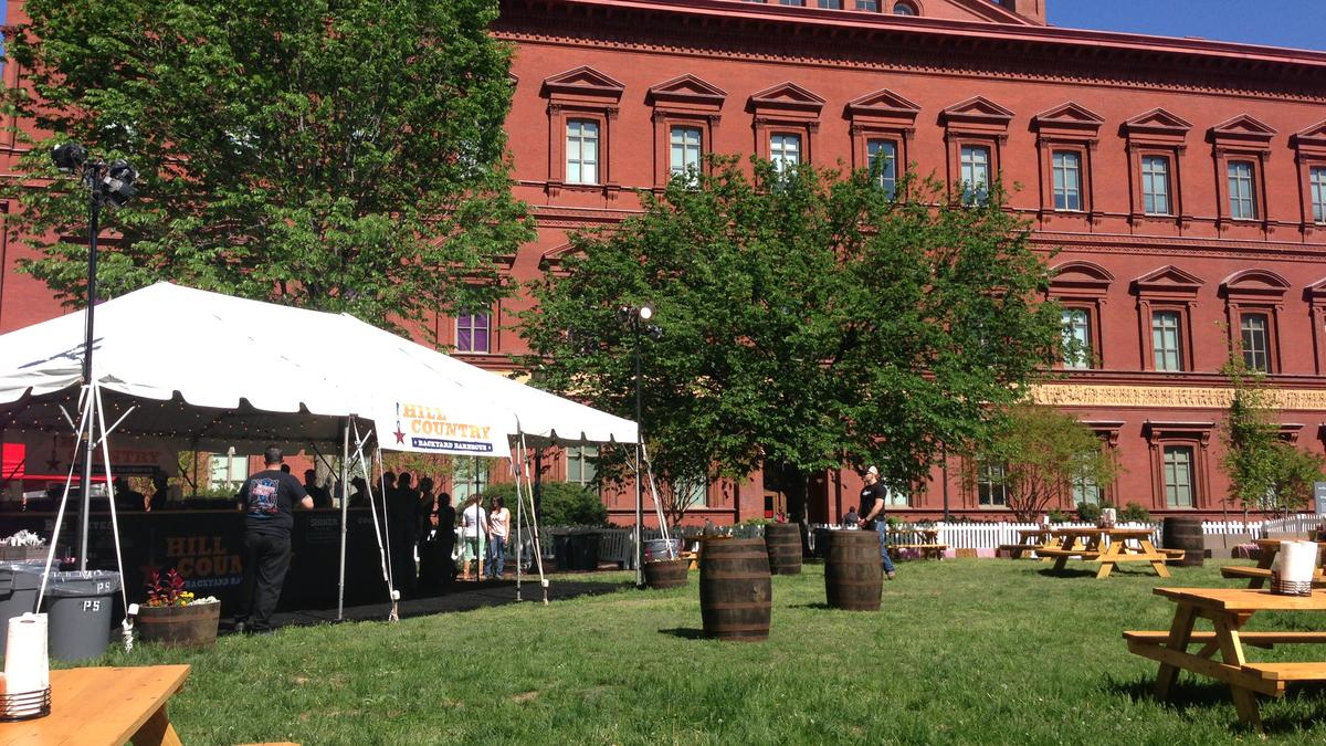 hill country barbecue eyes return to national building museum for