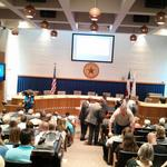 Denton Council votes to send fracking ban to voters in November