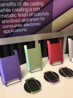 Alcoa-developed technology to make mobile devices stronger, lighter