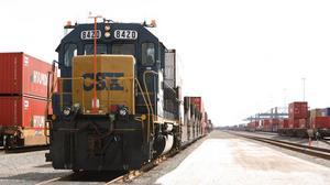 Federal regulators put CSX rail sale on hold