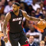 Digital Producer: LeBron <strong>James</strong> leaves Miami Heat for Cleveland Cavaliers