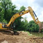 Duke Energy completes Dan River ash cleanup near Schoolfield Dam