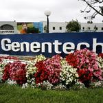 Genentech pays $150M upfront in cancer 'checkpoint' drug deal