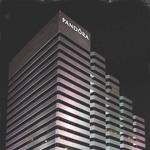 Here's what Pandora Jewelry's new sign atop 250 W. Pratt St. will look like