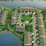 Lakefront condo enclave coming to Mason
