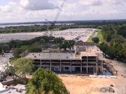 Legoland Florida's new 152-room hotel under construction will open in 2015 and be the company's fifth Legoland-themed hotel, and its first in Florida.