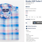 Hey Buffy, check out this jetty red <strong>shep</strong> shirt: Here are the 10 preppiest Vineyard Vines items