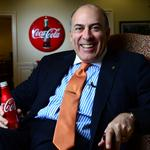 <strong>Muhtar</strong> <strong>Kent</strong> describes what he's learned as CEO of Coca-Cola