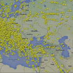 Boeing 777 shot down by missile; airlines avoiding Ukraine airspace (Video)
