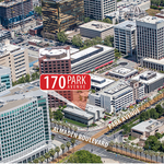 Key corner in downtown San Jose's CityView Plaza up for sale