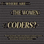 Where are the women coders?