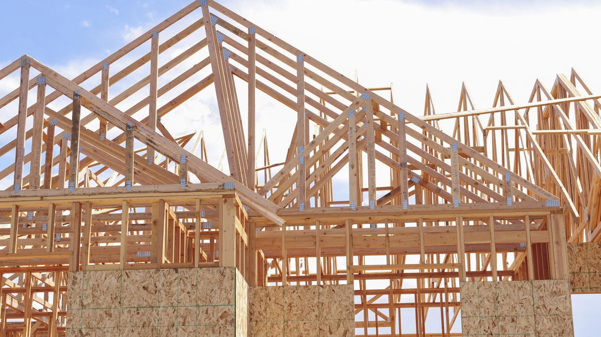 US home builder confidence hits four-month high - Minneapolis / St. Paul Business Journal