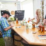 Don't bother looking for Tennessee whiskey at the Forecastle Festival