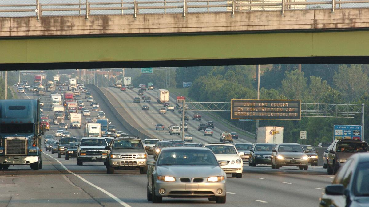 Viewpoint: Atlanta traffic is not that bad — and be happy we aren't