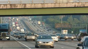 AAA: Worst Thanksgiving road delays in Atlanta from 3 - 5:15 p.m. Wednesday
