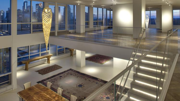 Horst Rechelbachers 12000 Square Foot Riverfront Condo Listed For