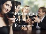 Sneak peek at Denver Restaurant Week's summer menus (Slideshow)