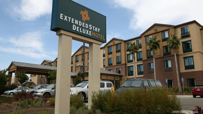 Extended Stay America CEO made 85% less in 2017