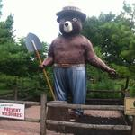 55-year-old Smokey Bear being replaced after this year's Ohio State Fair