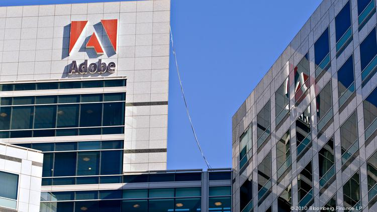 adobe systems inc the worldus biggest maker of graphic design programs has called