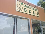 Green Thumb Deli recently opened at 322 Third St. in West Sacramento.