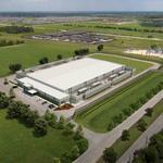 New data center under construction in Energy Corridor