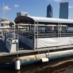 Water taxis won't be ready for weekend scoreboard unveiling and <strong>Carrie</strong> <strong>Underwood</strong> concert