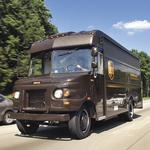 Is holiday shipping volume on par with UPS expectations?