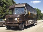UPS plans record 34M deliveries Monday