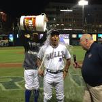 Bulls manager Charlie Montoyo called up to the big leagues