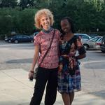 Rwanda woman learns business tips during Raleigh visit