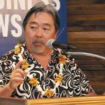 Hawaii Community Foundation CEO <strong>Kelvin</strong> <strong>Taketa</strong> says timing is right for fresh leadership