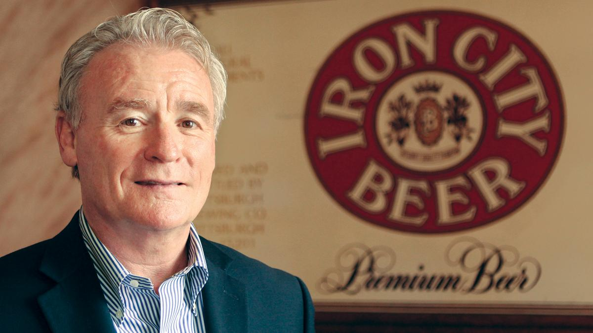 Pittsburgh Brewing Co  bought by Cliff Forrest, president of