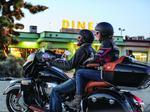 Lower motorcycle demand sandbags Polaris, Harley