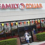Family Dollar shares up amid speculation of possible Dollar General bid