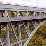 Whirlpool Bridge work nears completion