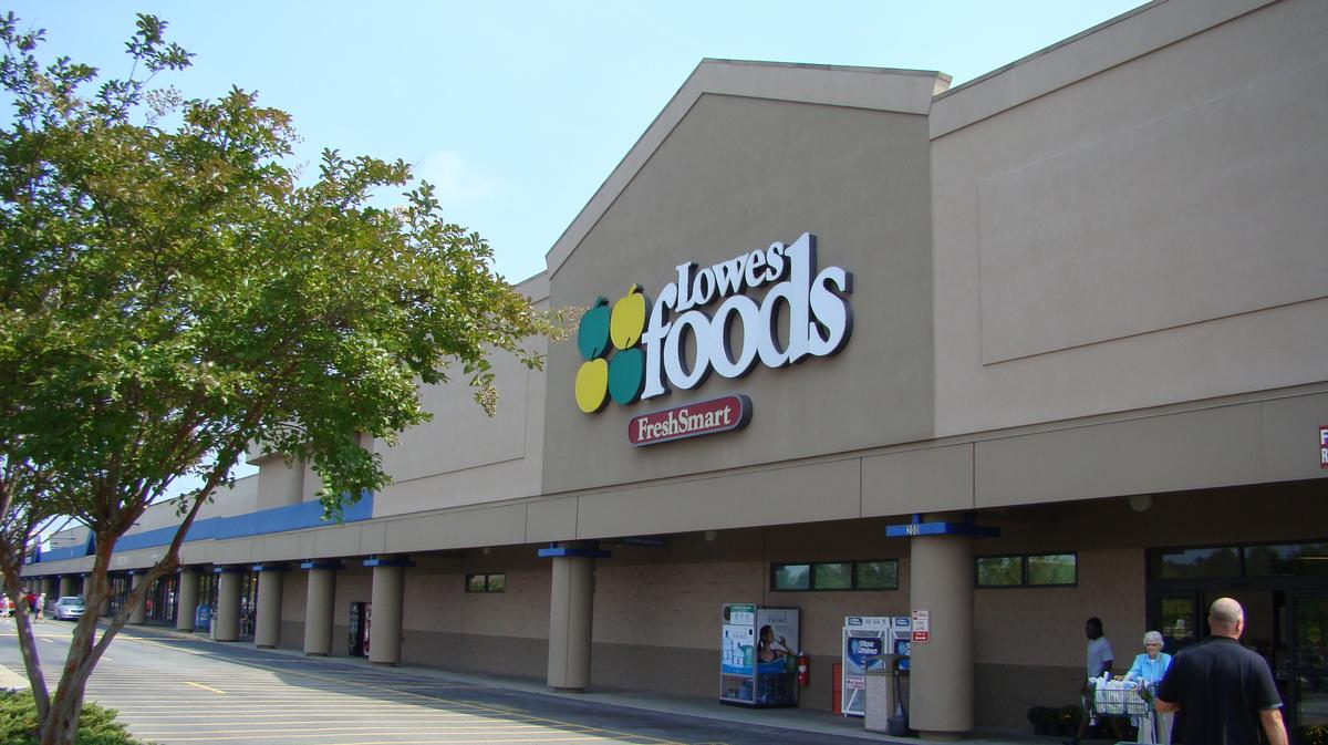 Lowes Foods Strengthened By Alex Lee