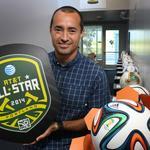 Adidas readies MLS All-Star Game blitz
