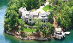 Inside Nick Saban's Georgia lake house up for auction