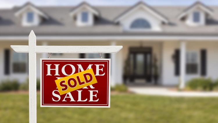The number of home sales in eight Bay Area counties rose by 10 percent in November.