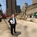 Clark Construction: from subways to space launch pads