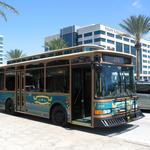JTA's night trolley to begin weekly weekend service