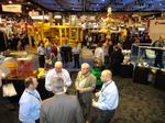 See photos from OTC's exhibition hall — Slideshow